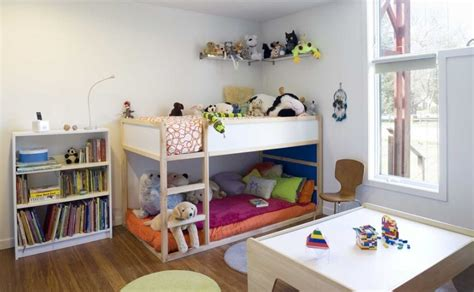 Toddler Bunk Beds Ikea by Toddler Bunk Beds That Turn The Bedroom Into A Playground