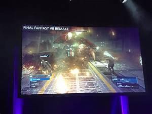 New Final Fantasy VII Remake Screenshots Hints At Kingdom