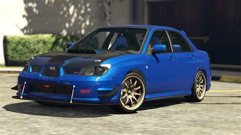 2006 Subaru Impreza Wrx Sti [tuning]