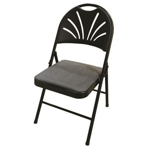 Menards Padded Folding Chairs by 16 Quot Padded Poly Folding Chair At Menards 174