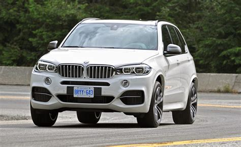 2014 Bmw X5 M50d Three Turbos, Still Reserved For Europe