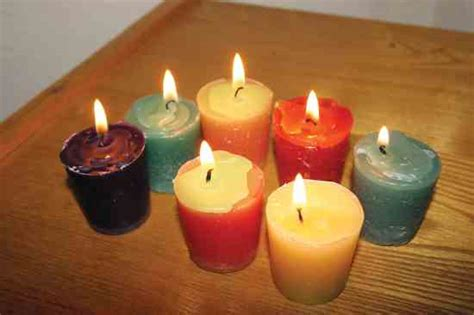 Making New Candles From Old Wax  Diy  Mother Earth News