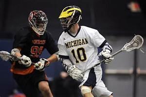 Men's lacrosse takes on state rival Detroit in rare ...