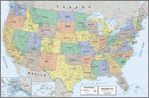 atlas map  usa  travel information