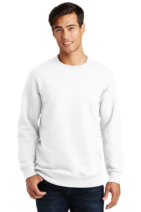 port company fan favorite fleece crewneck sweatshirt