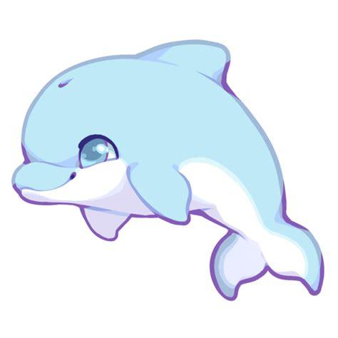 cute dolphin  kakiwa animals stylised dolphin art