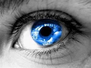 Diagram Of A Eye