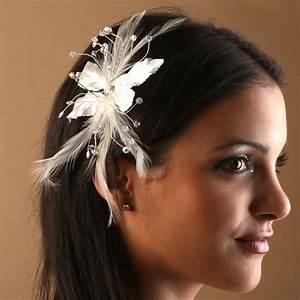 Accessoires Deco Mariage : les 11 meilleures images du tableau accessoire cheveux mariage sur pinterest accessoire ~ Teatrodelosmanantiales.com Idées de Décoration