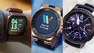 How To Buy A Good Smartwatch If You U0026 39 Re Not Into Apple