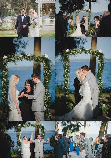 winterbourne inn wedding orange park fl michelle