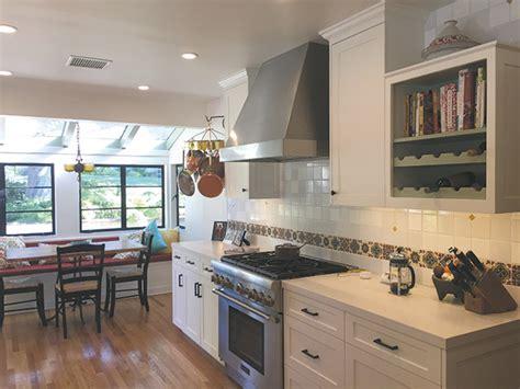 kitchen remake       dated  galley