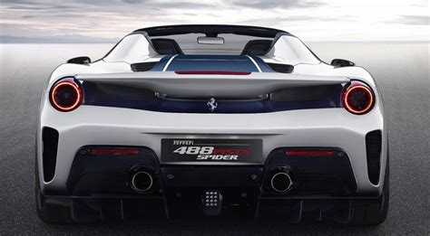 The ferrari 488 pista spider is a swansong for the brand's 488 supercar. Ferrari 488 Pista Spider debuts at Pebble Beach | The Torque Report