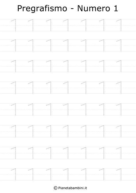 schede pregrafismo da stare scuola primaria schede di pregrafismo dei numeri da 0 a 9 da stare
