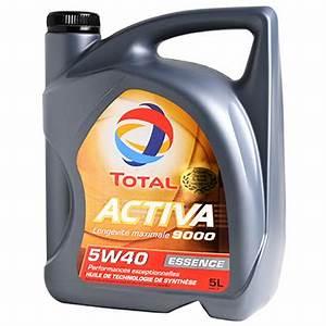 Huile Moteur Essence : huile activa 9000 5w40 essence tous les produits ~ Melissatoandfro.com Idées de Décoration