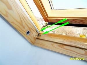 Fensterrahmen Abdichten Innen : schwarzer schimmel am dachfenster ~ Orissabook.com Haus und Dekorationen