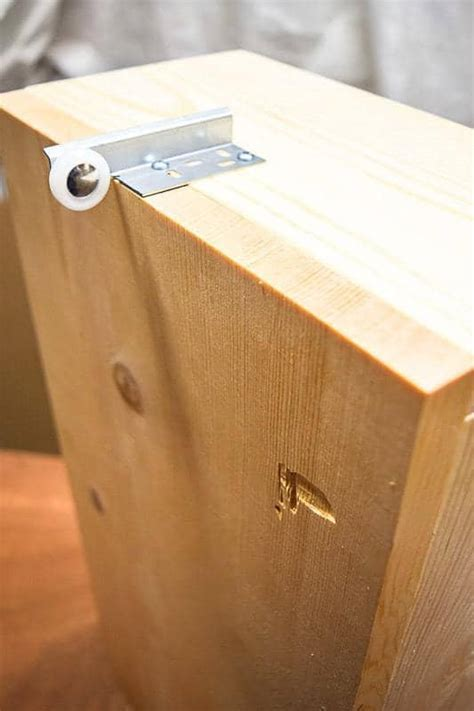 DIY Pull Out Trash Can Cabinet Tutorial   The Handyman's