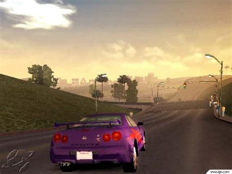 fast   furious xbox ps cancelled unseen