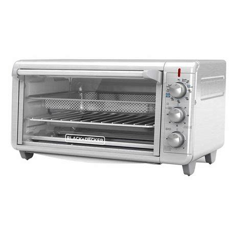 toaster convection fryer decker oven air