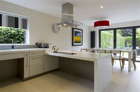 kitchen design for wheelchair user gloss white acrylic with corian by access matters 7935