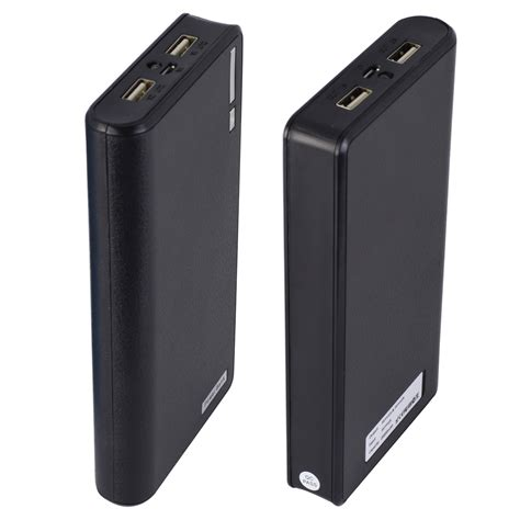portable chargers for iphone 20000mah portable usb power bank external battery charger