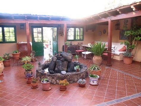 eingangsbereich bild el patio de lajares lajares tripadvisor