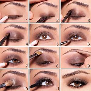 Brown Smokey Eye Makeup - Mugeek Vidalondon