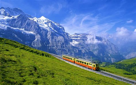 bernese alps switzerland world travel