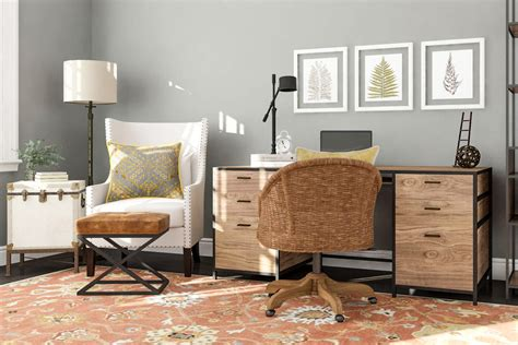 home office ideas   productive work space modsy