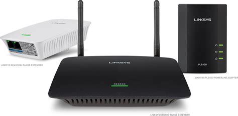 best range extender for wireless router linksys wired and wireless range extenders linksys site usa