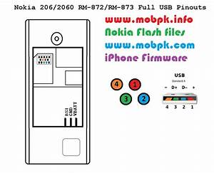 Nokia 206 Usb Flashing Pinouts Rx Tx Wiring Diagram