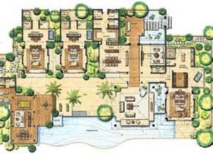home plan presidential villa