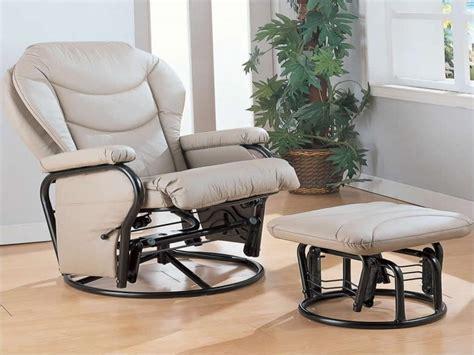 Reclining Glider Rocker Rocking Reclining Recliner Glider Chair Nursery Brown Rocker Chair Swivel