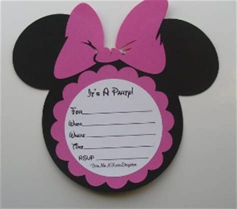 engagement photo ideas minnie mouse invitations