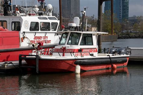 Fire Boat Basin by New Jersey Fire Boats