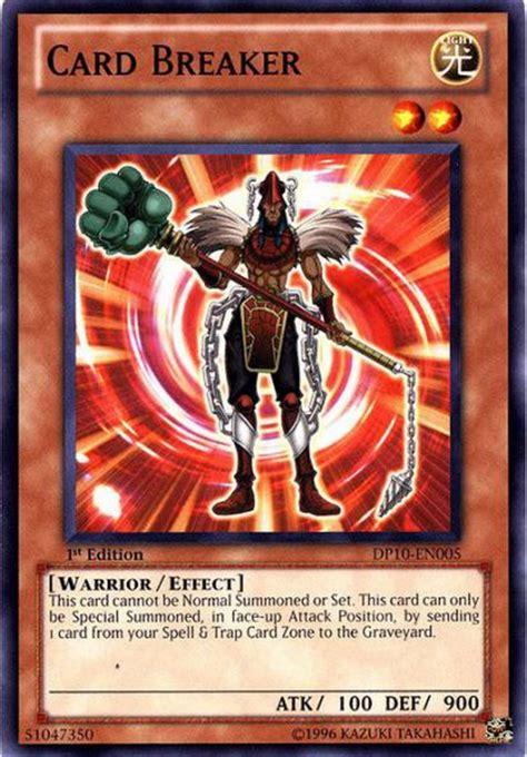 card breaker yu gi