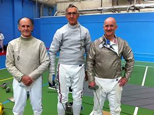 Famous Five go to the Vets Winton | Hampshire Fencing Clubs