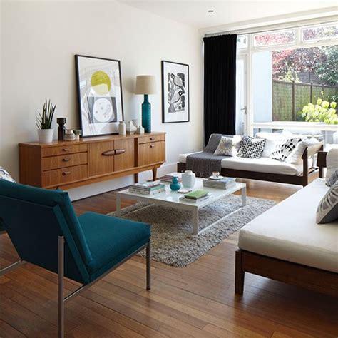 mid century living room furniture mid century living room