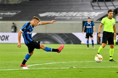 """He had the most progressive passes towards the opponent's goal and into the penalty area, and was. Inter, Barella ammette: """"Conte mi ha aiutato a usare la ..."""
