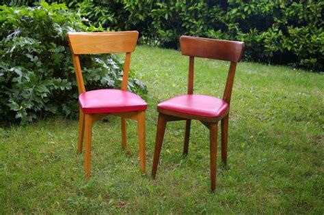 but chaises de cuisine chaises de cuisine vintage chouette vintage