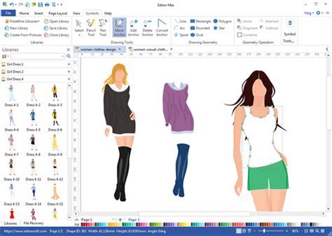 fashion design software free fashion sketcher