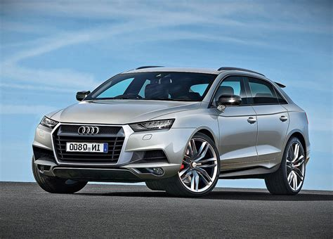 2019 Audi Q8 Flagship Suv What We Know  Breaking News