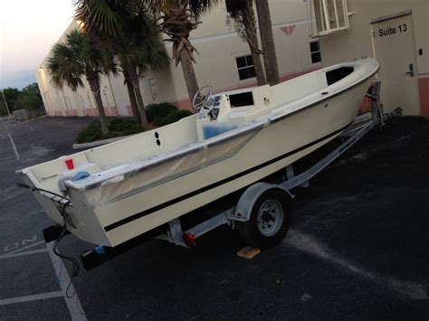 Proline Boats Out Of Business by 1983 20 Proline Suzuki 140 Build Thread The Hull