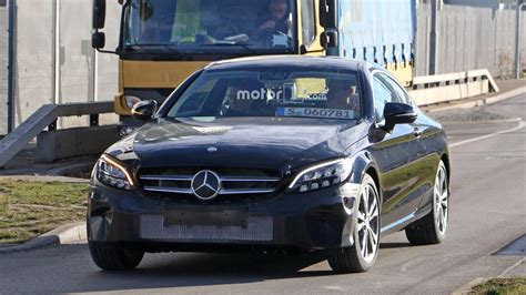 espion mercedes classe  coupe restylee