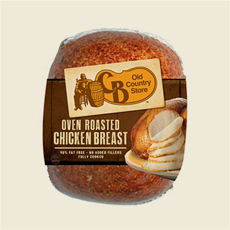 CB Old Country Store® Oven Roasted Chicken Breast Deli Meat