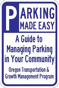 Department Of Land Conservation And Development   Parking