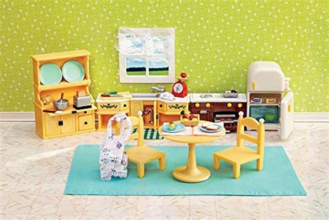calico critters kitchen calico critters kozy kitchen