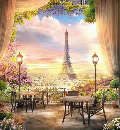 Eiffel Torre Festa Painel Elo7
