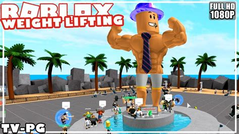 impossible task roblox weight lifting simulator