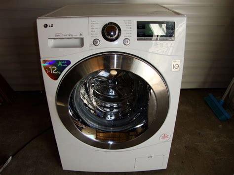 12kg Lg Washing Machine. Inverter Direct Drive. F1495bda