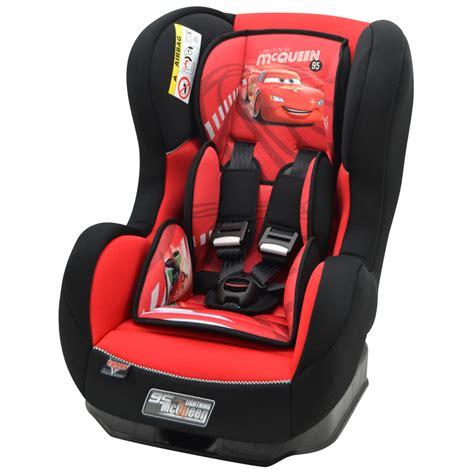 Siege Auto Cars - siège auto cosmo disney luxe cars groupe 0 1 de nania sur